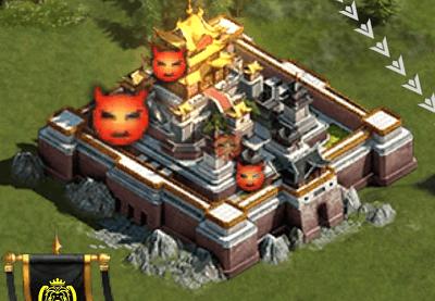 天地の如く 城マーク5